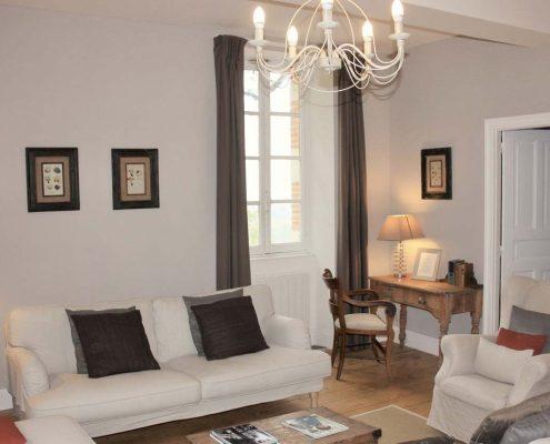Chambres maison d'hôtes de luxe