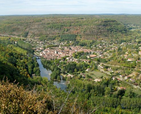 St-Antonin-Noble-Val to do & to see in the Tarn Albi Gaillac