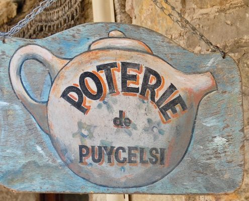Puycelsi to do & to see in the Tarn Albi Gaillac