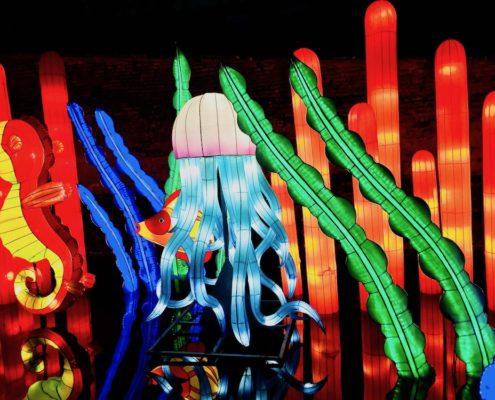 Perches blog le festival des lanternes