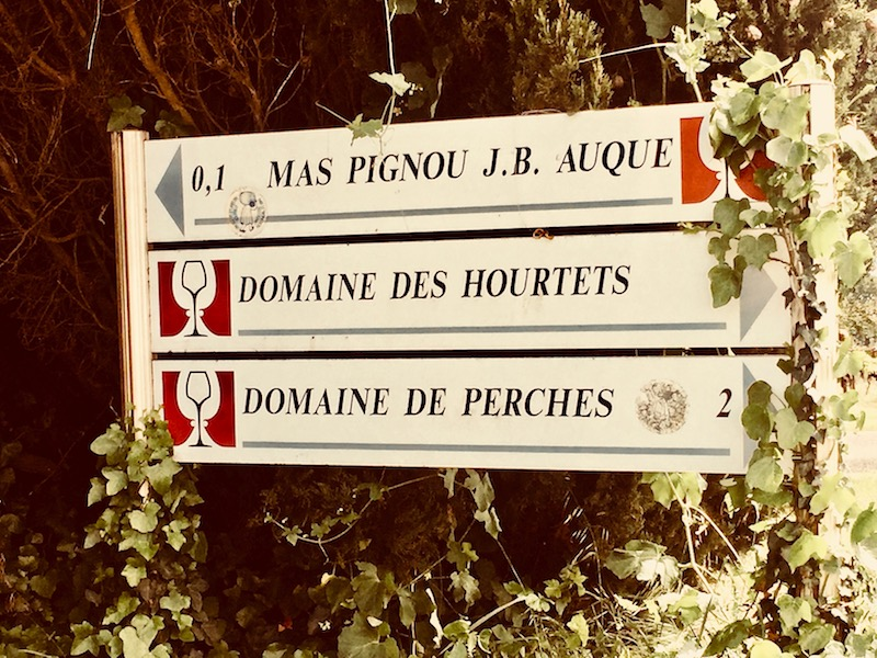 Perches blog Gaillac wines