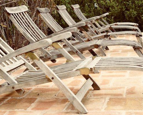 Perches Photos Gallery pool terrace